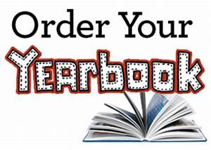Order your yearbook sign